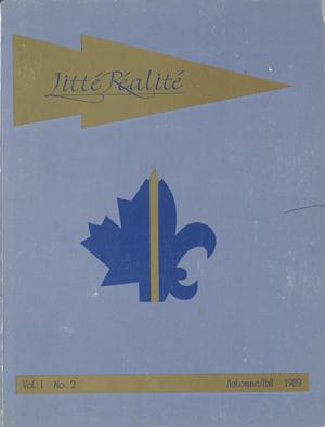 View Vol. 1 No. 2 (1989)